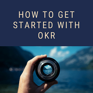 Get started with OKRs