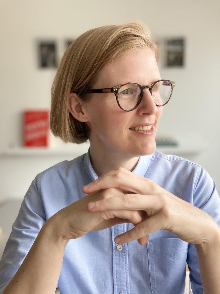 Christina Lange, Agile & OKR Coach aus Düsseldorff